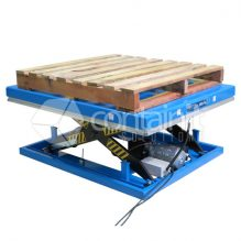 2000kg Capacity Electric Lift Table and pallet