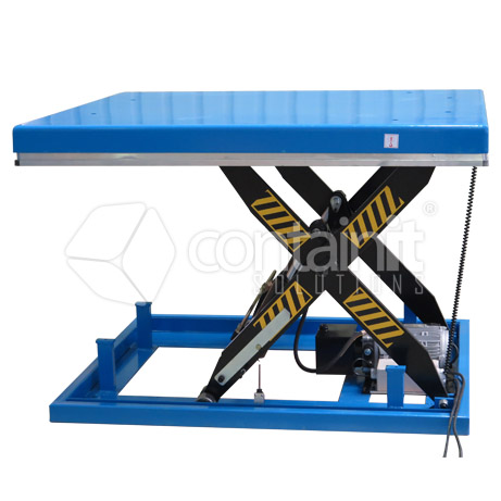 2000kg Capacity Electric Lift Table