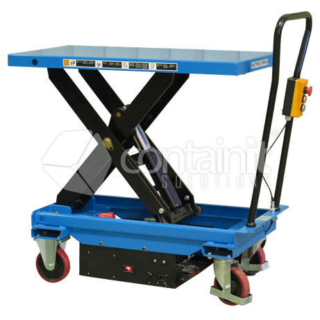 750Kg capacity electric lift trolley