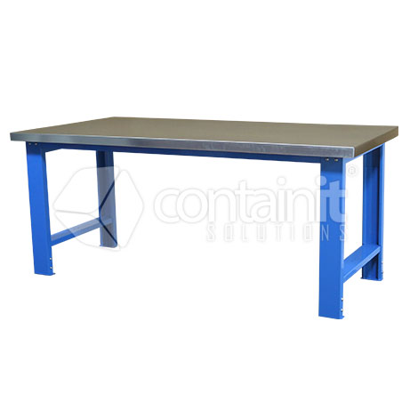 Adjustable Workbench with Gal