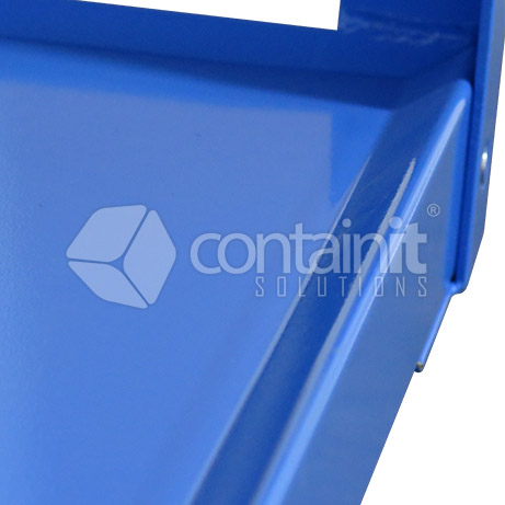 2 Tier Warehouse Trolley inset 2