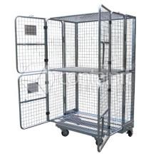 Lockable Warehouse Trolley