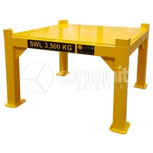 Heavy Duty Pallet Table