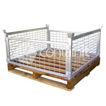 500mm High Easy Store Pallet Cage