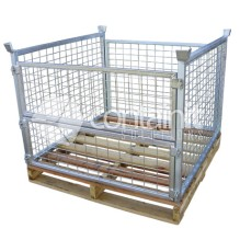 800mm High Easy Store Pallet Cage