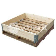 Timber Pallet Retainers