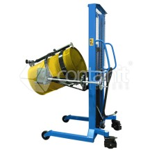 Manual Drum Lifter and Rotator