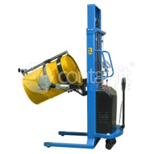 Semi-Automatic Drum Lifter and Rotator