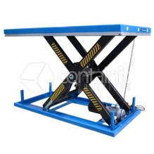 4000kg Capacity Electric Lift Table