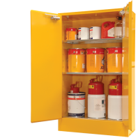 Introduction to Industrial Cabinets for Dangerous Liquids
