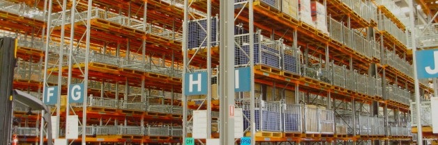 Top 5 Storage Solutions Every Warehouse Needs