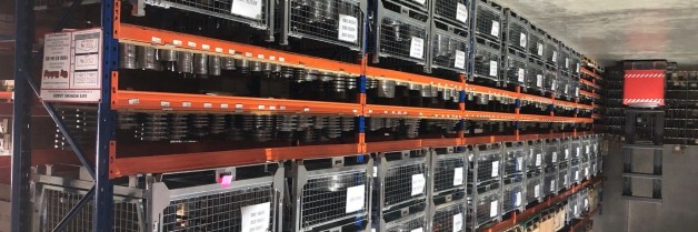 Three Uses for Mesh Storage Cages in the Warehouse