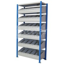 Easy Rack Nut Bolt Storage Shelving