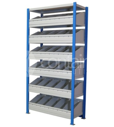 Bolt Racks Parts Cabinets Industrial And Warehouse Storage