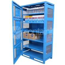 1285mm High Craneable Mesh Cage