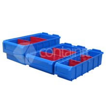 400 Series Plastic Parts Boxes with Dividers