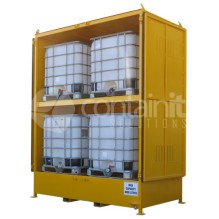 Products   Industrial and Warehouse Storage   Containit